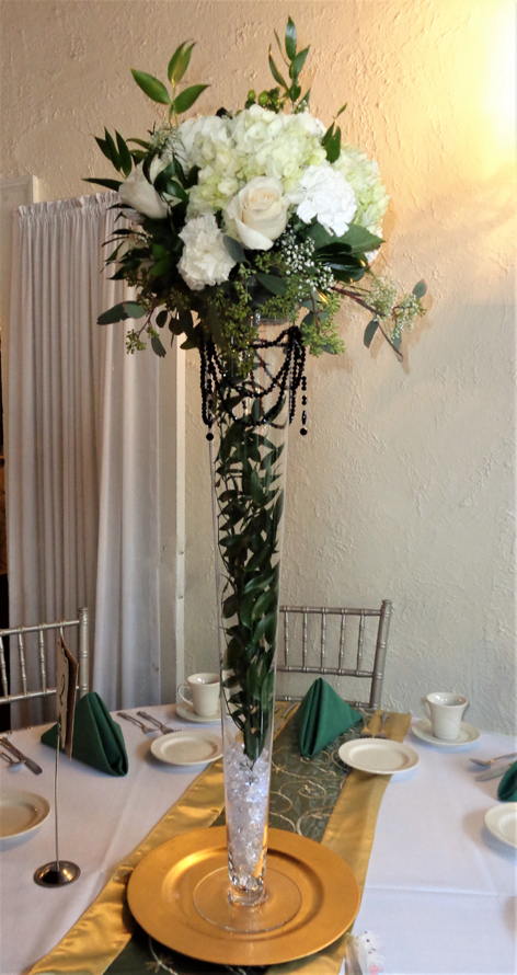 Centerpieces Bock S Floral Creations