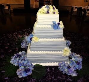 Cake Flowers Hydrangea
