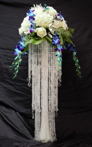 Chandelier Glamour Centerpiece