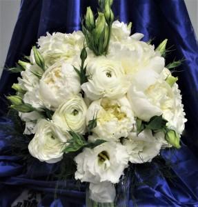 Fancy All White Bouquet
