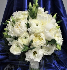 Fancy All White Bouquet