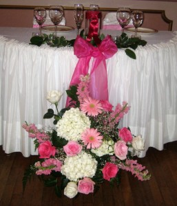 Headtable Decor