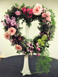 Large Heart Wreath