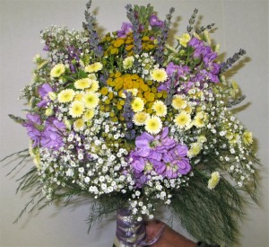 Wild Flower Hand tied Bouquet