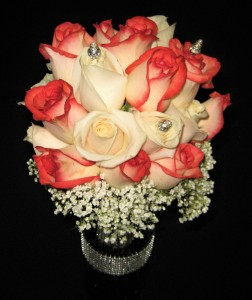 Jewel Tipped Roses