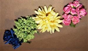 Multi Color Boutonnieres