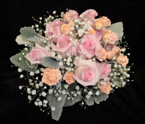 Soft & Sweet Pink and Blush Roses