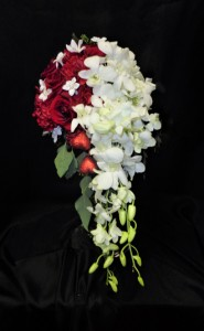 Spectacular Orchid Cascade
