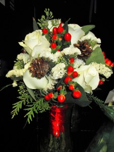 Winter Inspired Bouquet