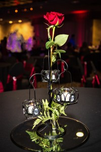 Wrought Iron Centerpiece